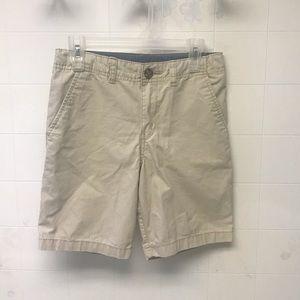 Carters khaki shorts boys size 7